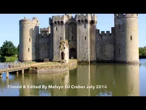 Bodiam Castle 14th-Century Moated Castle. Sir Edward Dalyngrigge HD