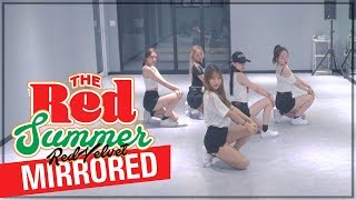 Gambar cover [MIRRORED] 레드벨벳 Red Velvet '빨간맛 (Red Flavor)' | 커버댄스 DANCE COVER | 안무 거울모드 PRACTICE MIRRORED VER