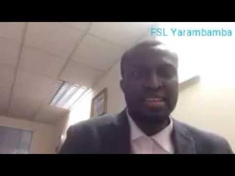 Gambian Lawyer Yankuba Darboe Analyses Yahya Jammeh's Declared State Of Emergency