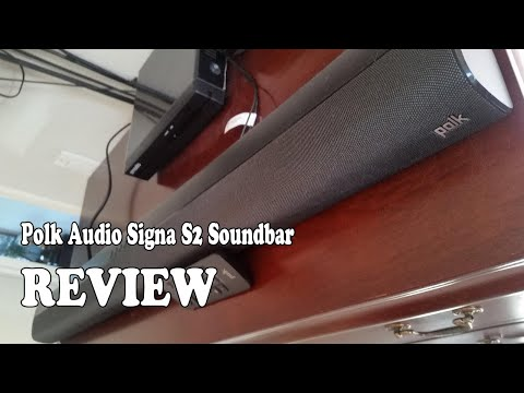 Polk Audio Signa S2 Soundbar - Review 2019