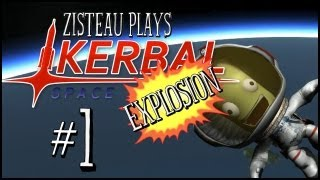 Kerbal Space Program Ep. 1 -