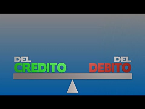 Del credito del debito N.01 13-04-2018