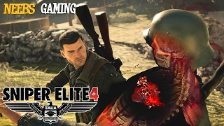 Sniper Elite 4 - First Look