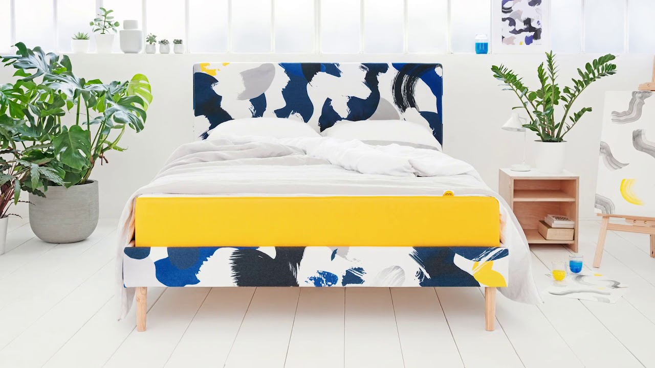 Eve Sleep Eve Sleep X Mijo Bed Frame