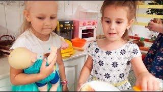 ВЛОГ Как мы отметили Детский День Рождения Алины Что подарили ребенку VLOG