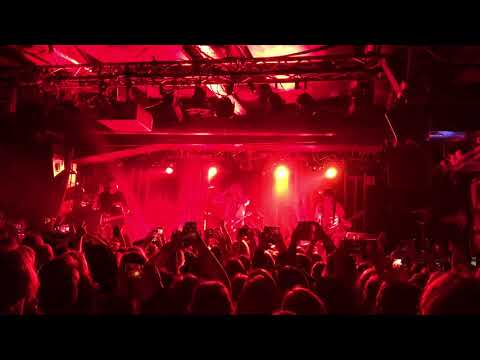 Valentine performed by 5 Seconds of Summer @ Debaser Strand, Stockholm on March 20, 2018.