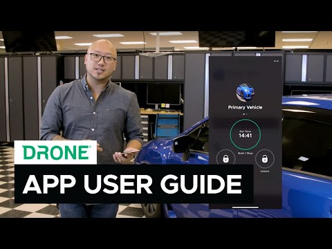 How to Use DroneMobile | App Guide