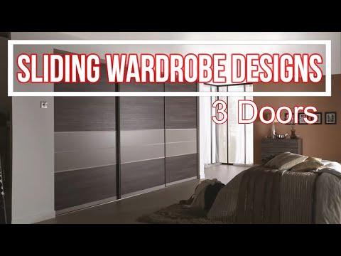 top-40-sliding-wardrobe-|-3-doors-|-designs-2019-|hd|