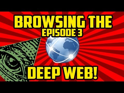 ILLUMINATI DOCUMENTS! - Deep Web Exploration (Episode 3)