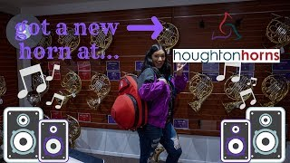 BEST DAY OF MY LIFE! Houghton Horns was so helpful and nice!! Highl...