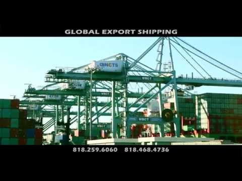 Global Export Shipping Commercial