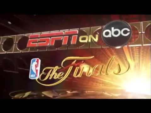 NBA On ABC Theme/2010 NBA Finals Game 7