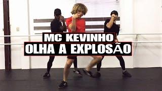 Baixar Mc Kevinho - Olha a Explosão   Coreografia Tiago Montalti