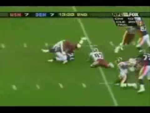 Ed Reed and sean taylor football video