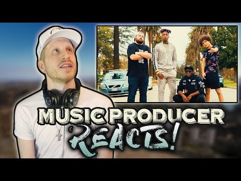 Music Producer Reacts to Deji x Jallow x Dax x Crypt - Unforgivable (KSI DISS TRACK)