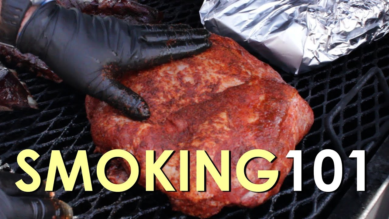 Smoking meat week smoking 101 youtube - How to smoke meat ...