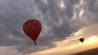 Paralotnie, balony, spadochrony nad Twierdzą Zamość