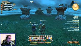 Final Fantasy XIV - Lady of the Vortex - Garuda Normal - 1 / 2