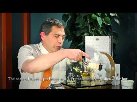 Video Production Israel: Perfume Versailles Palace - JAYWAii Live Motion Video Productions Israel