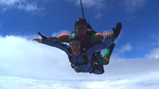Прыжок с парашютом СК Чайка
