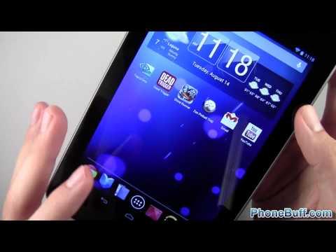 ASUS Nexus 7 Tablet Review