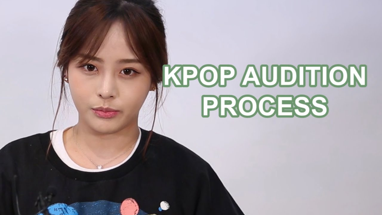 Kpop 101 Kpop Audition Process Part 1 Private Kpop Auditions Wishtrend Youtube