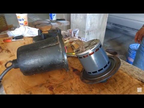 Bomba sumergible de aguas negras (vídeo 2 de 2). thumbnail