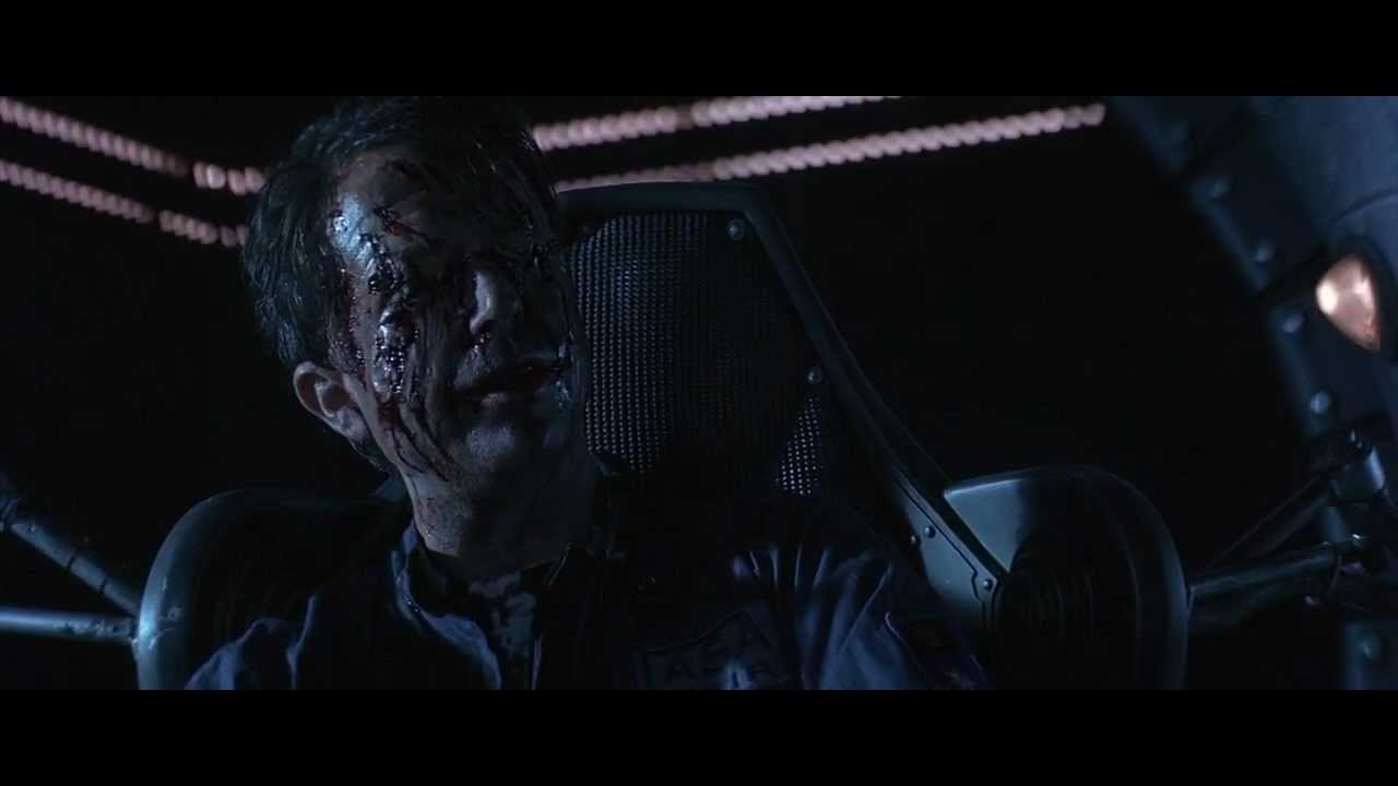 Event Horizon (1997) - Paul Anderson commentary on the ...