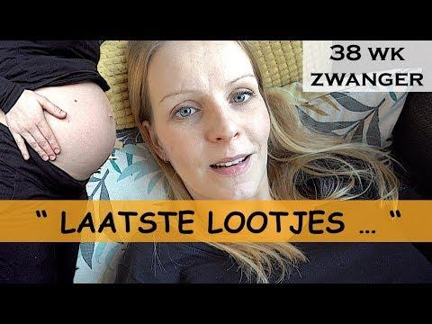 VOORWEEEN + BADBEVALLiNG? ( 38 wk zwanger update) 😬🍼🛀⚠ | Bellinga Familie Vlog #902