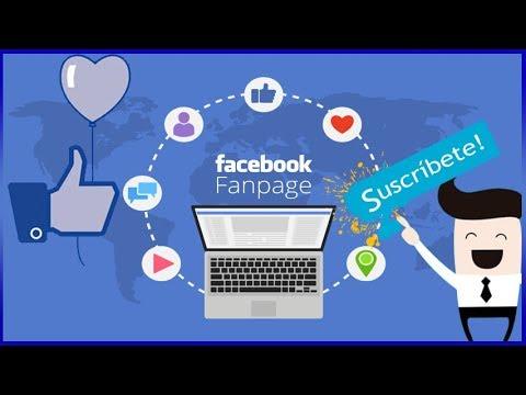 Como Poner Botón De Suscribirse y Mensaje A Fan Page
