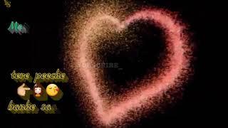 Chehra Tera Ye Nigahon Pe Chhaya || Nice Video Status ||