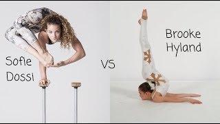Sofie Dossi VS Brooke Hyland