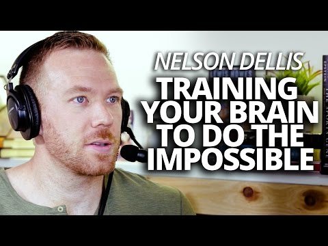 Memory Champion Nelson Dellis on Training Your Brain to Do the Impossible with Lewis Howes