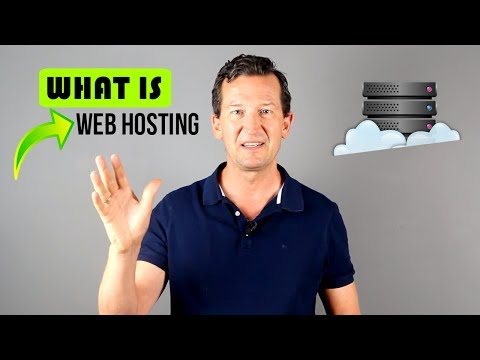 what-is-web-hosting?-explained