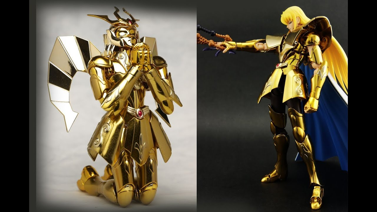 BANDAI SAINT SEIYA VIRGO EX REVIVAL MYTH CLOTH