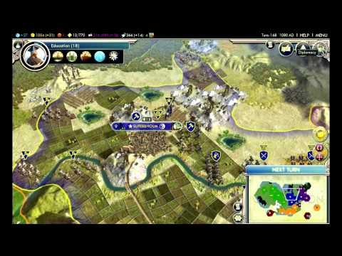 Civilization 5: Gods & Kings - Sweden ep. 2 'Decisions ...