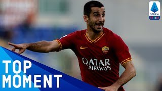 Mkhitarian Scores on Roma Debut! | Roma 4-2 Sassuolo | Top Moment | Serie A