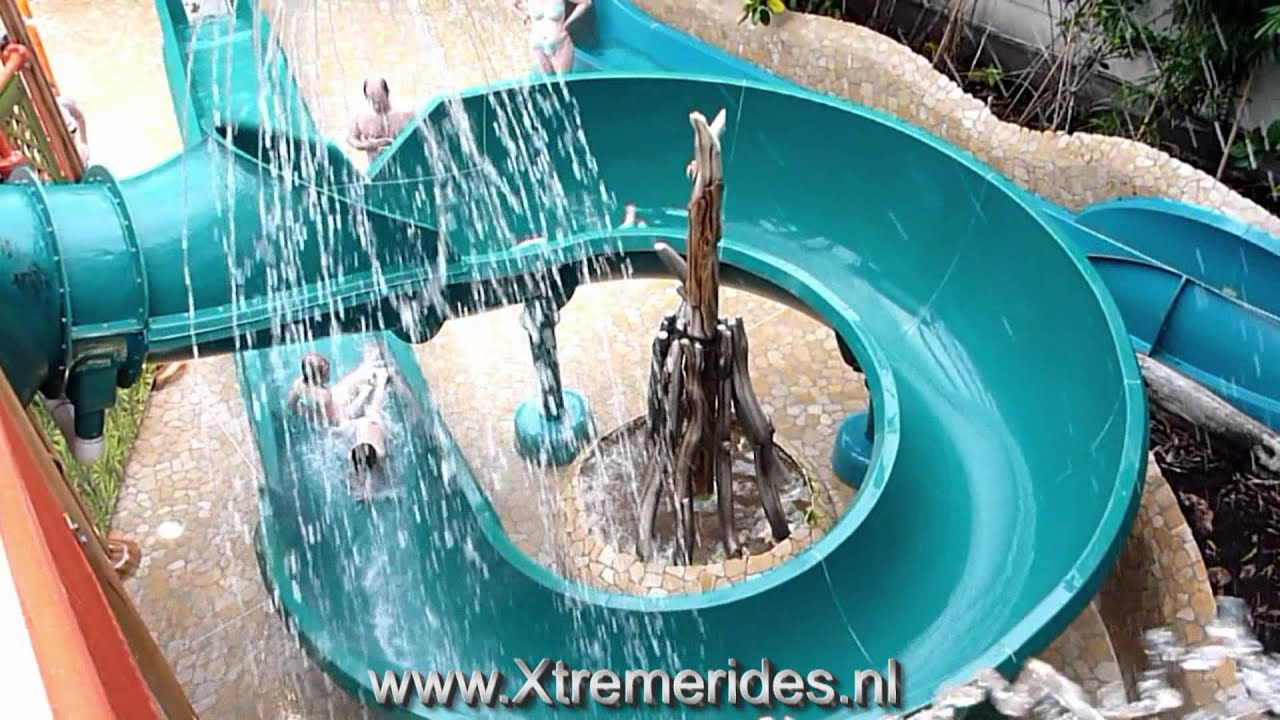 waterplayhouse impressie centerparcs les trois for ts incl onslides youtube. Black Bedroom Furniture Sets. Home Design Ideas
