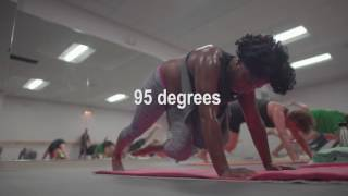 Hot Pilates at Hot Yoga Ivy City in DC!