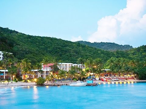 Bolongo Bay Beach Resort St Thomas Usvi