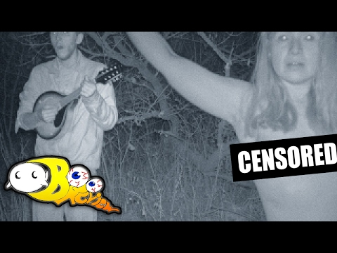 Top 20 Creepiest Trail Camera Photos You Have To See
