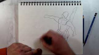 Time lapsed art #38 | Tiny Dancers | Artist Robb Scott