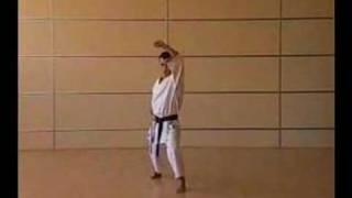 Heian Shodan slow version