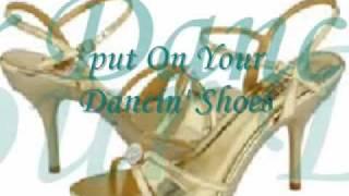 NIGEL OLSSON - PUT ON YOUR  DANCING SHOES (VIDEO & LYRICS) DINO MAGKASI