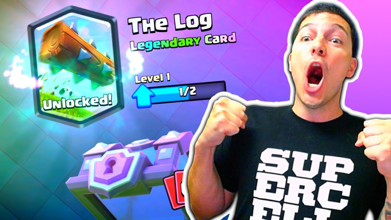 Got the log clash royale miner op in tournaments youtube
