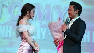 Con gái ơi xem đi - Màn cầu hôn lãng mạn nhất showbiz Việt - Tố My - Quý Bình