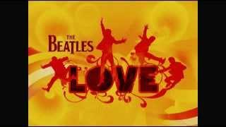 "BONUS FEATURE: The Beatles ""LOVE"" Gnik Nus; Rversed (Sun King)"