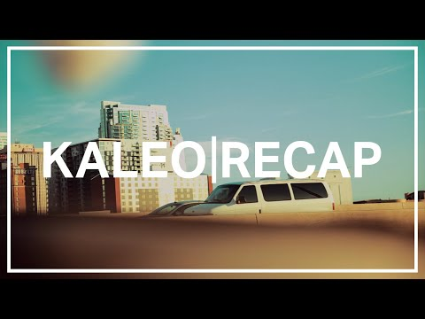 KALEO 2018 Recap Video