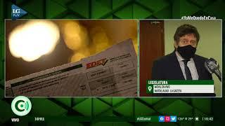 """Freno al aumento de tarifas: """"la economía tucumana no da para más"""""""
