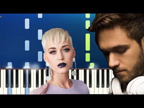 Zedd Katy Perry - 365 Piano Tutorial